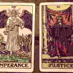 temperance justice asha maria