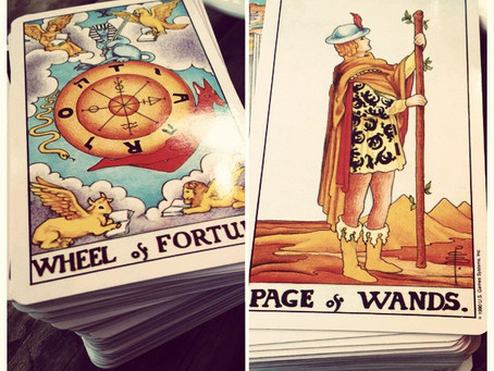 2 Card Trick – How to Read Tarot