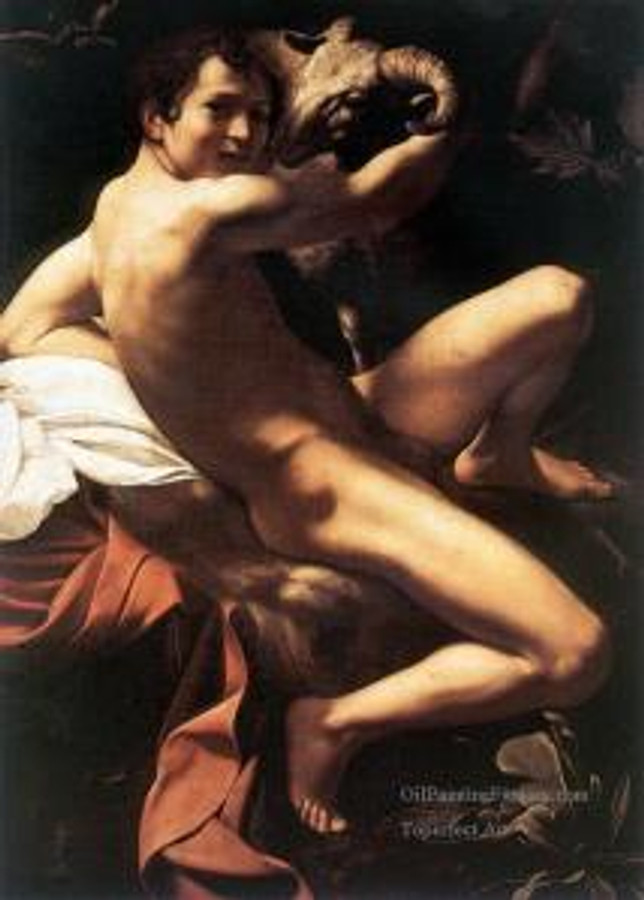 ARIES4-St-John-the-Baptist-Youth-with-Ram-human-body-Baroque-Caravaggio