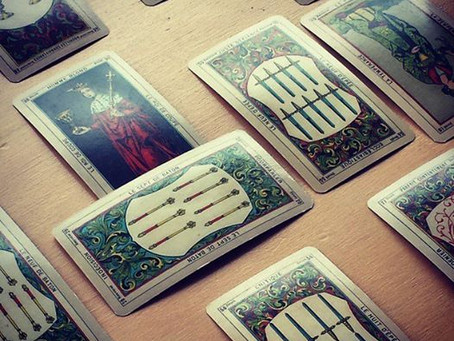 A little bit about the Etteilla deck…