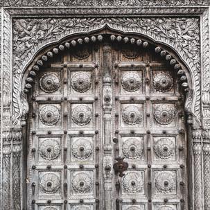 INDIAN DOOR 1