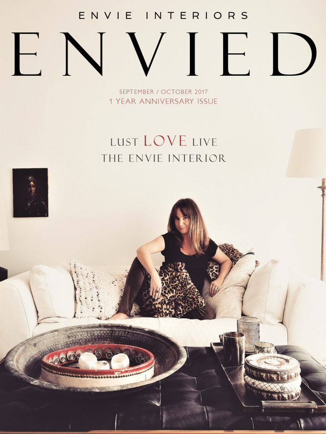 ENVIED - SEPT OCT 2017