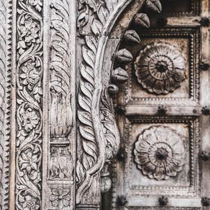 INDIAN DOOR II
