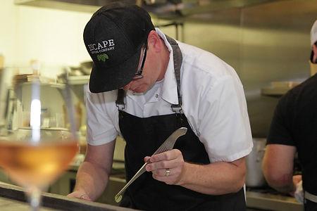 Chef James Renew
