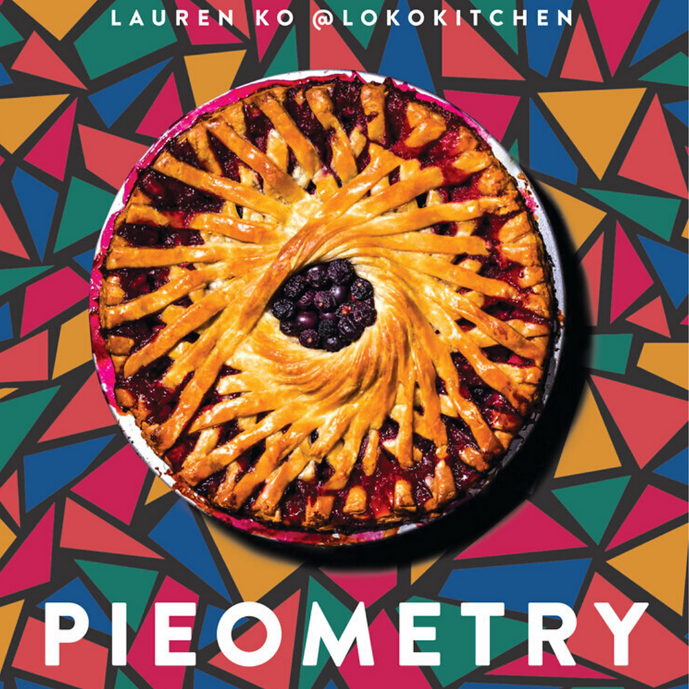 Pieometry by Lauren Ko - LOKOKITCHEN