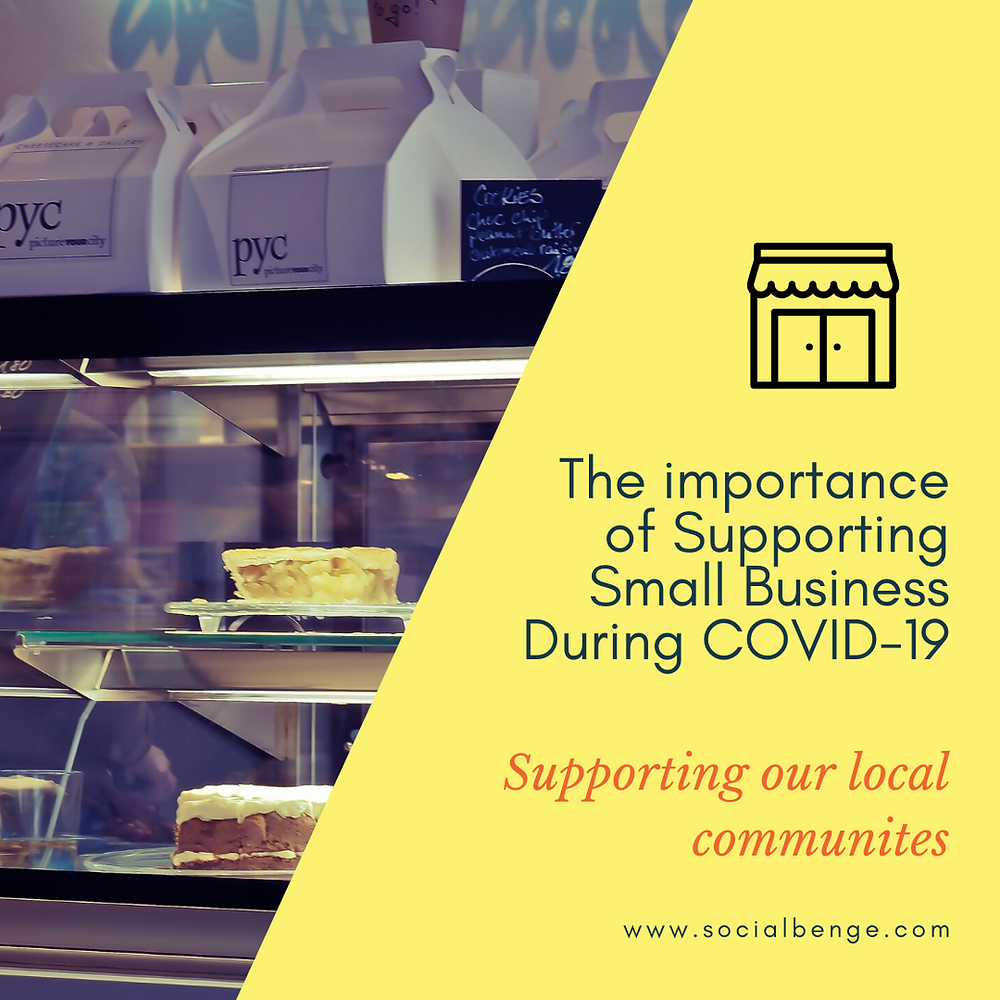 The importance of supporting small business during covid-19