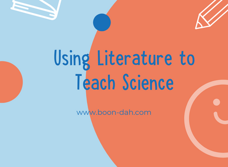 Using Literature to Teach Science
