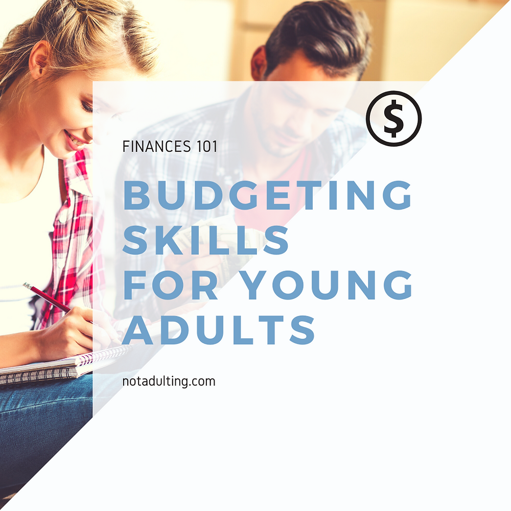 Budgeting Skills For Young Adults