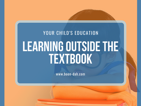 Your Child's Education: Learning Outside the Textbook