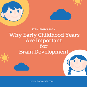 Why Early Childhood Years Are Important for Brain Development
