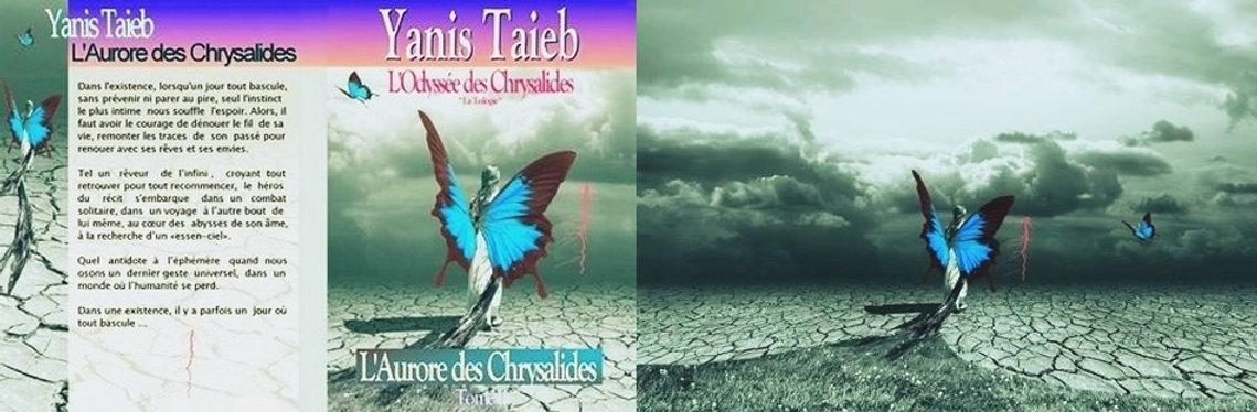 L'Aurore des chrysalides, un roman de Ya