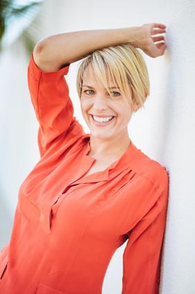 Actress Arianne Zucker