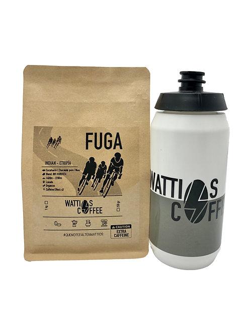FUGA CON TODO