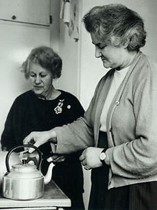 Phoenix ladies in supported housing