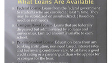 Financial Aid Tip For The Day