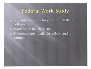 Financial Aid Tip For Today