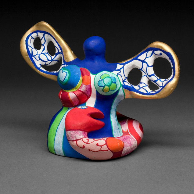 Niki de Saint Phalle: Serpent Goddess