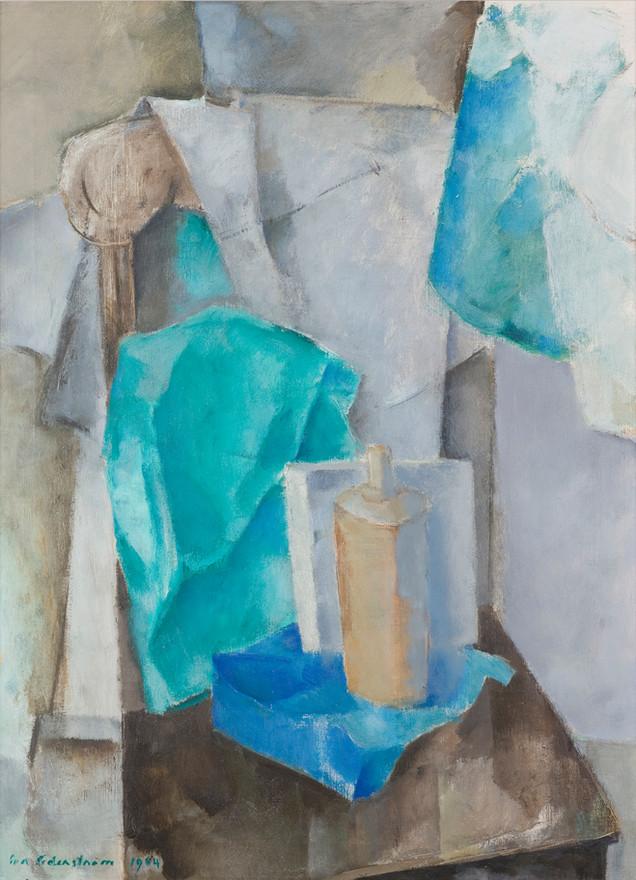 Eva Cederström: Asetelma / Nature Morte / Still Life