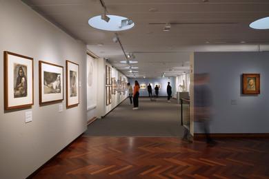 Vincent van Gogh - Tie taiteilijaksi -näyttely / Vägen till konstnär -utställning / Becoming Van Gogh exhibition