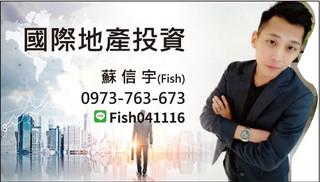 蘇信宇-國際地產投資