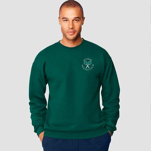 Tennis Crewneck Men's Sweatshirt