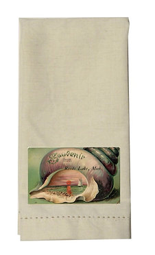 Sovenir Tea Towel