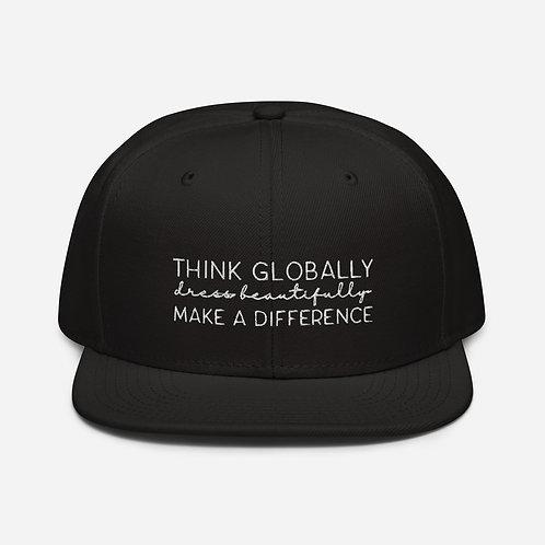 FB Snapback Hat