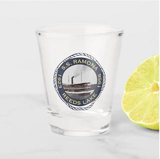 SS Ramona Shot Glass