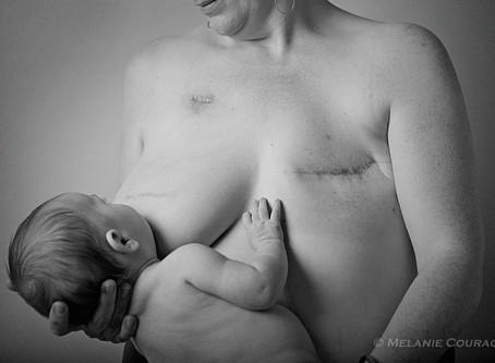 É possível e seguro engravidar após um câncer de mama