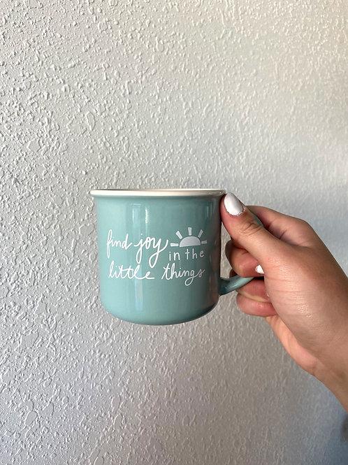 Find the Joy Mug
