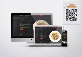 QR Code Ordering System