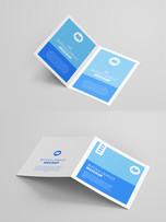 Bi-fold Leaflet