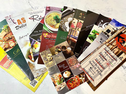 Carry Out Menus