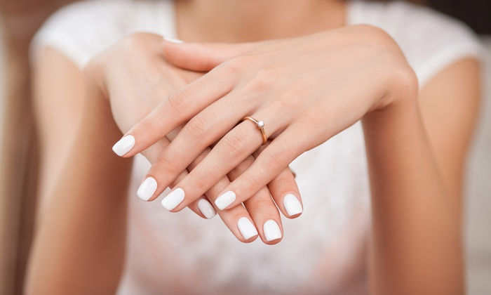Signature Manicure - Polish
