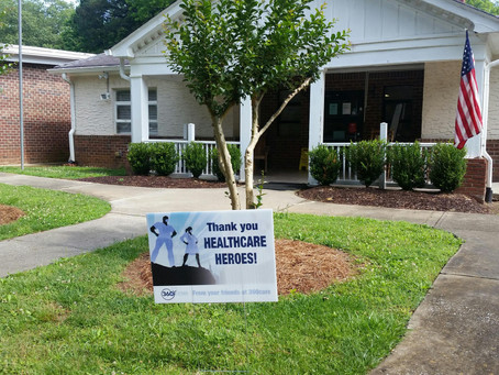 Thank you 360.care for visiting us and supporting us. BlueRidge would like thank all healthcare