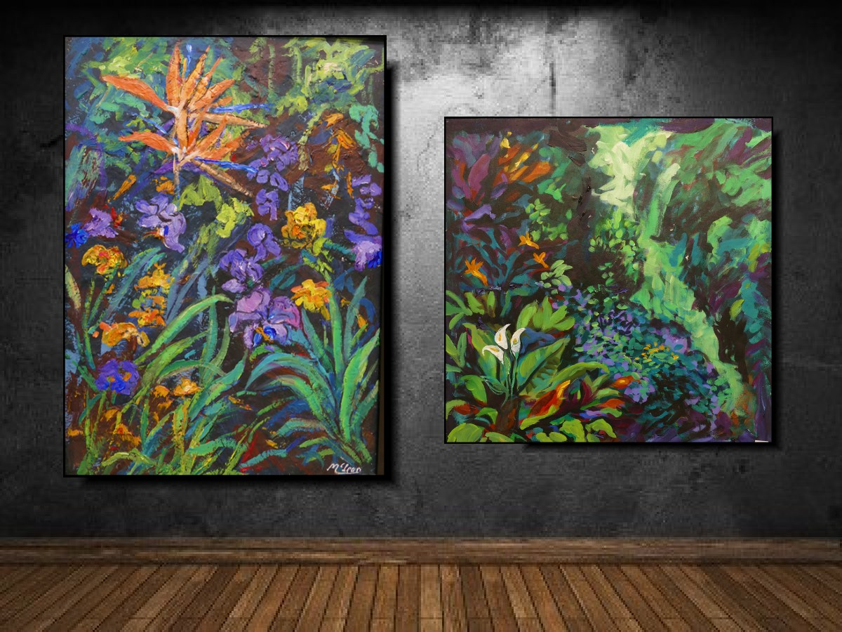 Tropical Gardens I & II