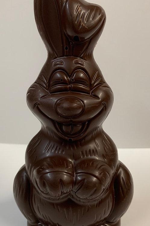 Medium Dark Chocolate HOLLOW Rabbit