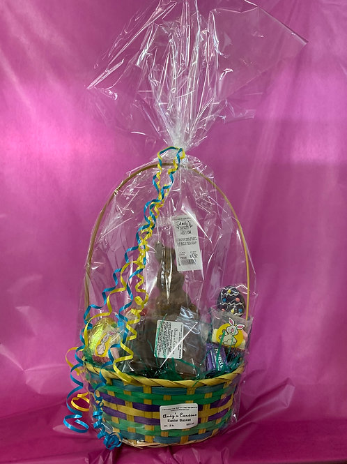 Straw Easter Basket - LOCAL DELIVERY ONLY