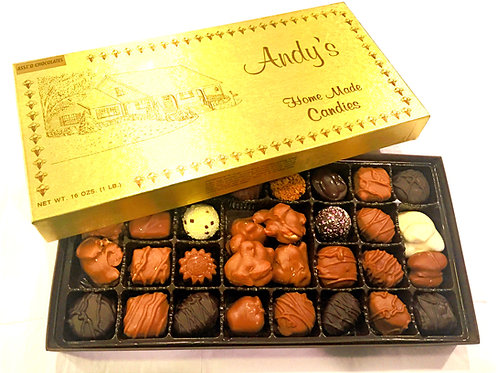 Deluxe Assortment Box Candy