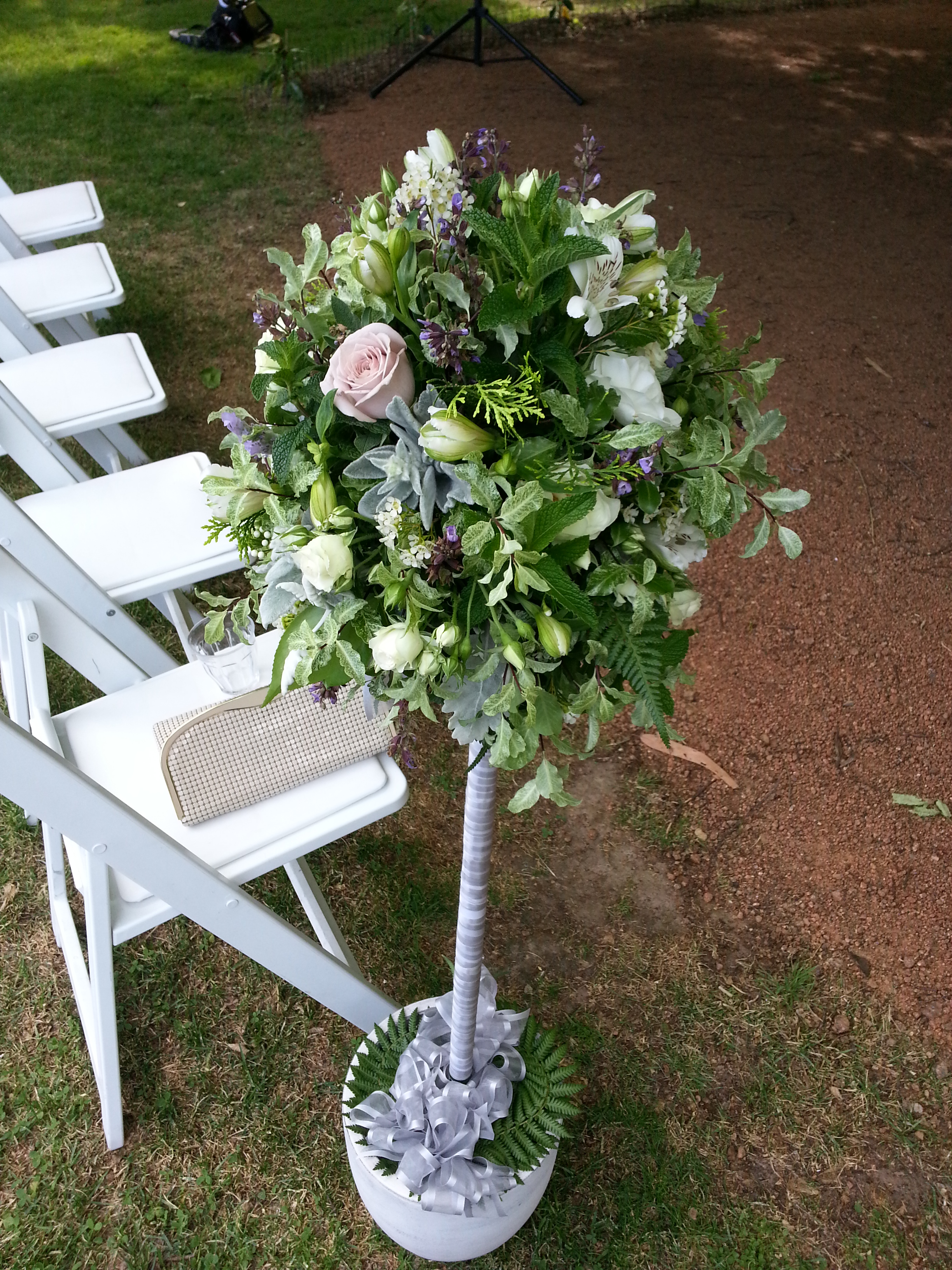 wedding florist beechworth