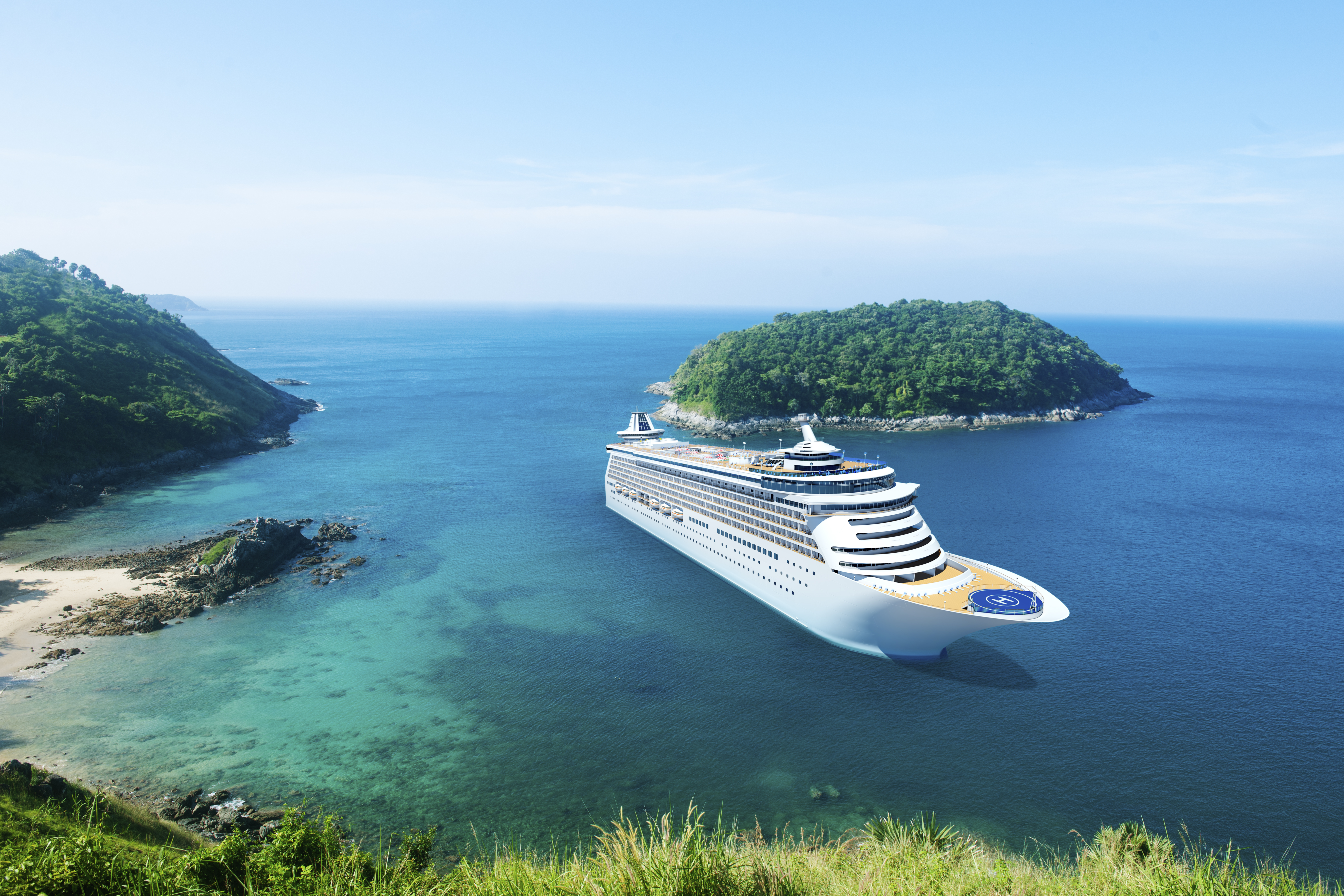 CARIBBEAN ISLANDS INSPIRATION CRUISE