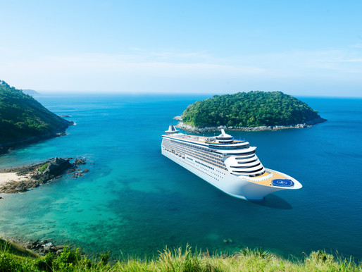 Why Cruise Ships Are Here to Stay in 2018