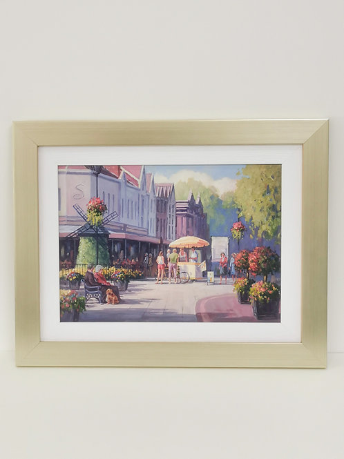 Ron Moseley - Lytham Square