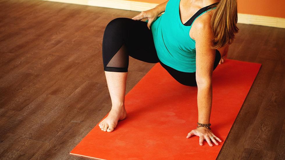 Drop in Virtual Yoga Class