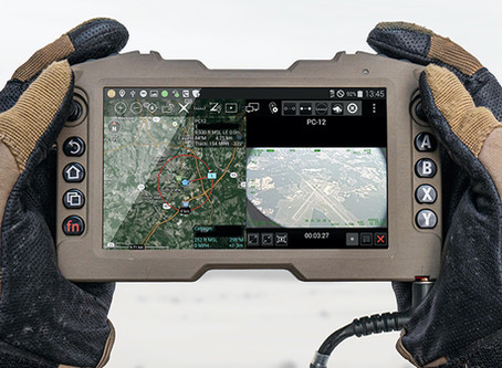Persistent Systems Rugged Display Release