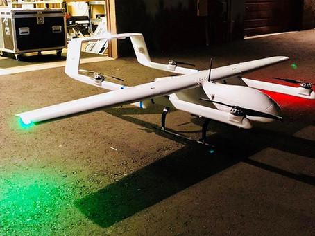 BLOS Drone Solution