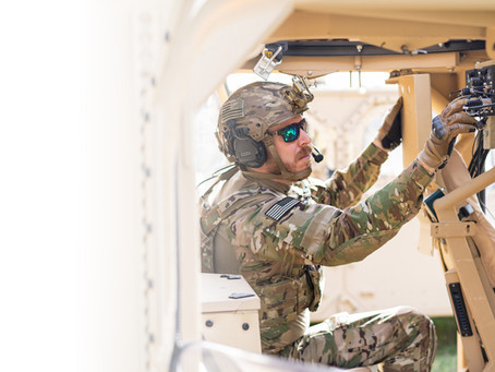 Persistent Systems Releases GVR5 - Military Vehicle Communications Solution
