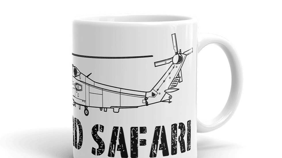 Boneyard Safari SH-60B Coffee Mug