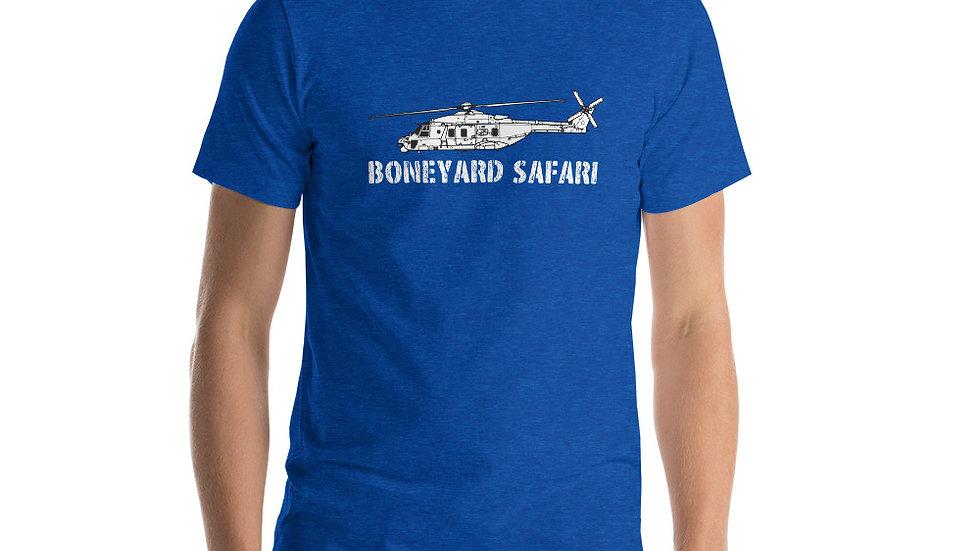 Boneyard Safari NH90 Short-Sleeve Unisex T-Shirt