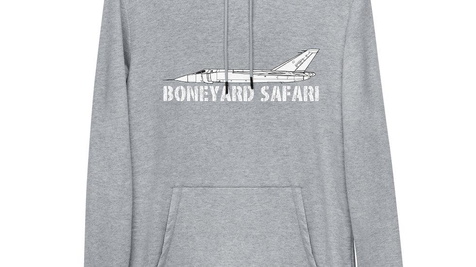 Boneyard Safari Avro Canada CF-105 ARROW Unisex Lightweight Hoodie